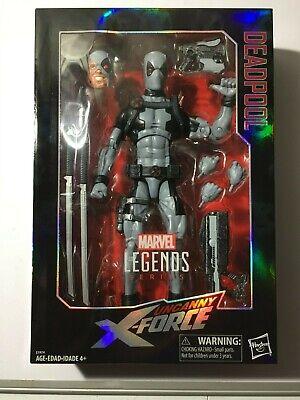 MARVEL LEGENDS 12 inch DEADPOOL Uncanny X-Force Deadpool Action Figure