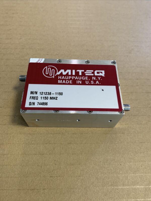 Miteq 121238-1150 Control Amplifier  1150 MHz