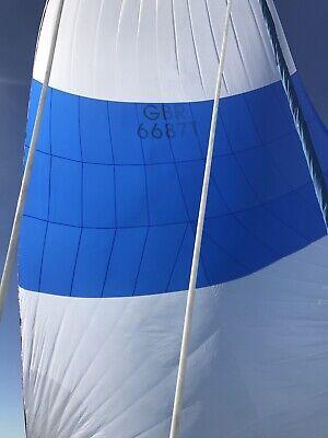 Spinnaker Sail Symmetrical Yacht