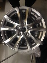 "Mazda 3 max sport genuine alloy wheel set of 4 16"" Penrith Penrith Area Preview"