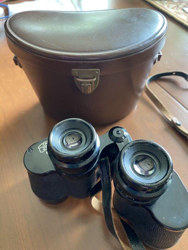 Vintage Carl Zeiss 8 x 30  Binoculars, Made In Germany