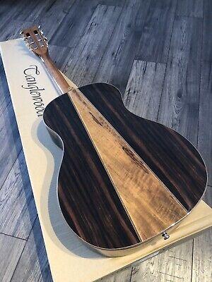 Parlour Acoustic Guitar Stunning Grain Tanglewood TWJPS Java RRP £349