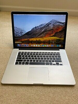 "Apple MacBook Pro 2012 15.4"" RETINA Laptop - MC975LL/A i7 8GB 256GB GT 650M"