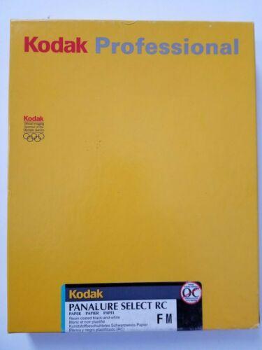 """Kodak Pro Panalure Select RC FM Photo Paper 8"""" x 10"""" 100 Sheet Sealed Box."""