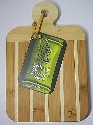 Totally Bamboo Striped Bamboo Paddle Board 9