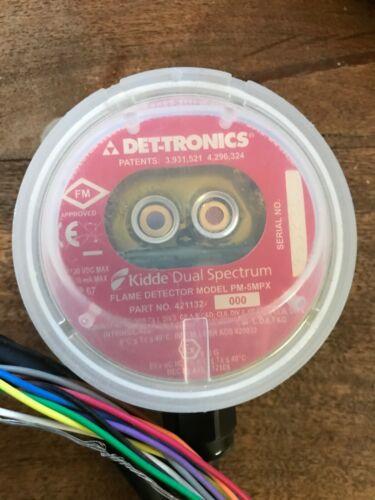 DET_TRONICS Dual Spectrum IR Flame Detector 421132-000