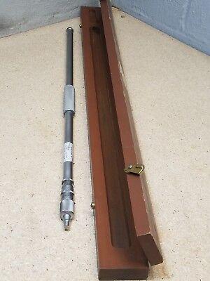 Scherr Tumico Tubular Inside Micrometer 20-21 Woriginal Fitted Case