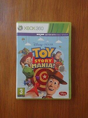 Toy Story Mania! (Xbox 360, 2012)