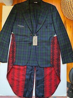 New $2728 Comme des Garçons Homme Plus Jacket Sz M PA-J026-051-1-3 Made in Japan