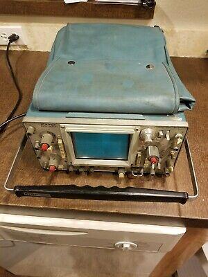 Tektronix 475a Oscilloscope Untested