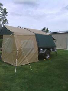 Coolibah off road galvanized camper trailer Upper Caboolture Caboolture Area Preview
