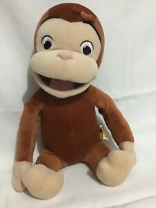 Curious George laughing plush toy Cairnlea Brimbank Area Preview