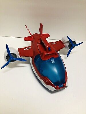 Paw Patrol Lights and Sounds Air Patroller Plane Helicopter Rescue Toy