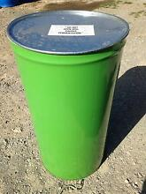 Feed storage drums removable lids Old Beach Brighton Area Preview