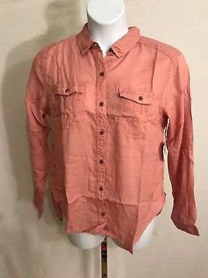 Forever 21 Long Sleeve Button Shirt
