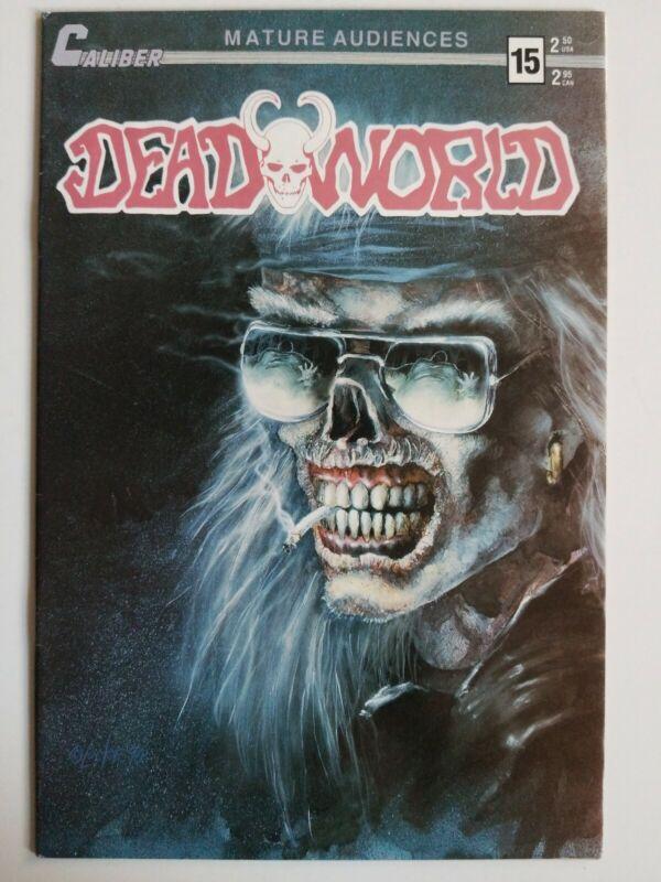Deadworld (1986) #15 - Fine