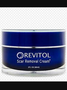 REVITOL Scar Removal Cream!!  3 Jars Available - Works Great :)