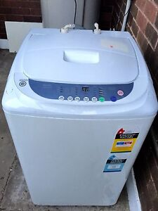 Haier 6KG Top Loader Washing Machine Maroubra Eastern Suburbs Preview