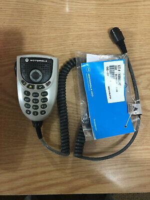 Motorola APX XTL Keypad DTMF Mic HMN4079 APX4500 APX7500 XTL5000 PM1500 (NEW)