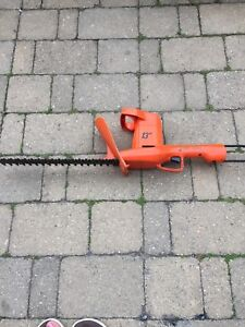 """13"""" Hedge Trimmer~Used Garden Tools"""
