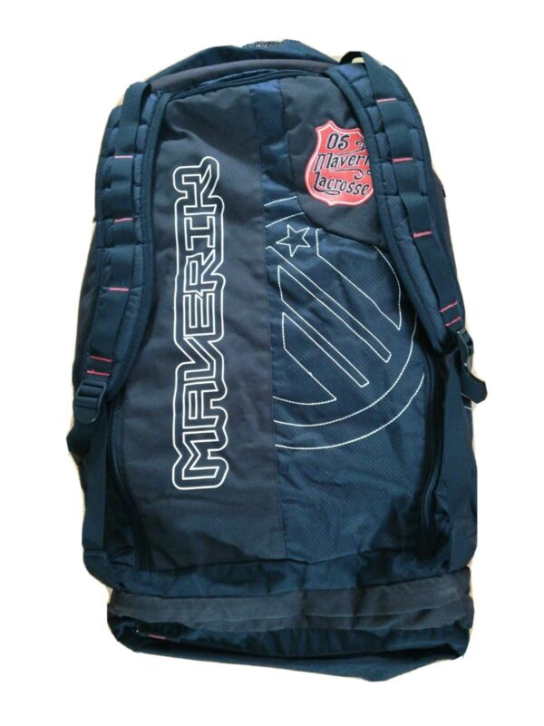 05 Maverik Lacrosse Full size Bag / Backpack - Fits all of your gear ... NICE!