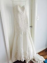 Stunning Lace Wedding Dress Fremantle Fremantle Area Preview