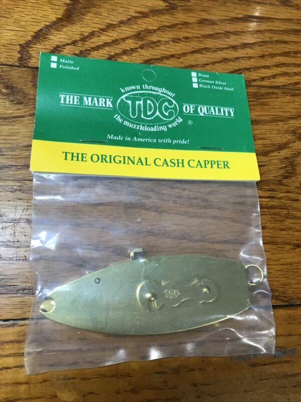Ted Cash Original Capper in Brass Matte Finish - New