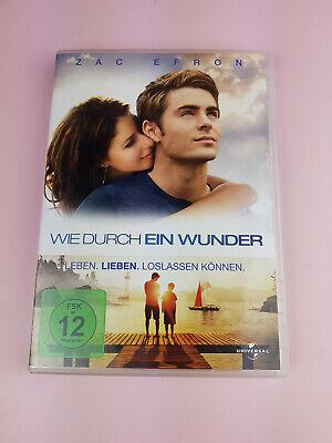 Wie durch ein Wunder DVD Zac Efron Drama Liebesfilm
