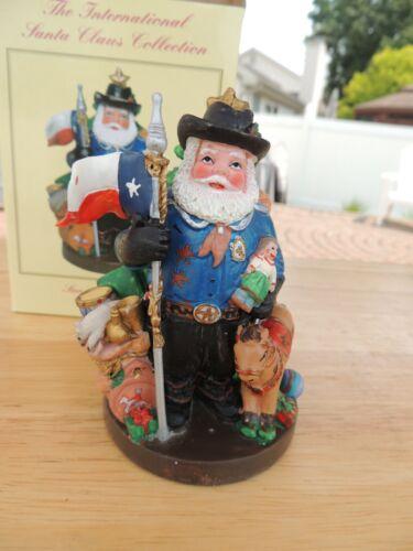 The International Santa Claus Collection - San Antonio - SC111 - box - 2008