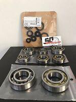 Skf Kit Revisione Blocco Cuscinetti + Paraoli Motore Aprilia Rs 125 2013-2014 -  - ebay.it