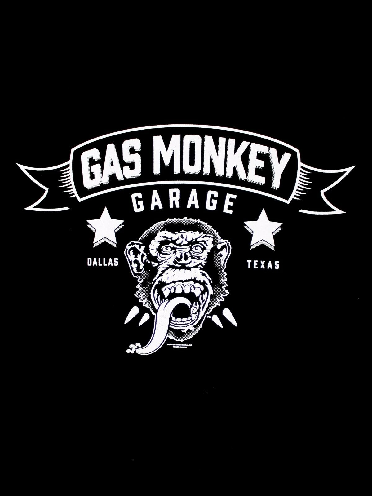 Gas Monkey Garage Blood Sweat And Beers Fast Loud Licensed