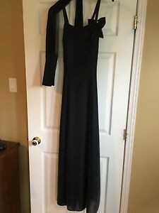 Evening dress size small