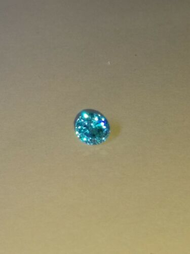 2.40ct. Gorgeous Oval/Round Blue Zircon