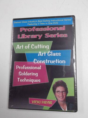 VICKI PAYNE PROFESSIONAL LIBRARY SERIES Art of Cutting; + 2 More DVD