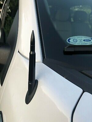 4.25 inch Aluminum Black Antenna Mast Power AM/FM for FORD F-150 2009-2020