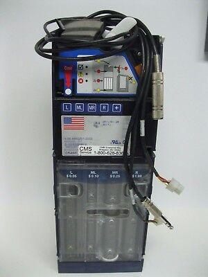 Crane National Jcm A66 4 Tube Mdb 34v Coin Changer For Vending Machines
