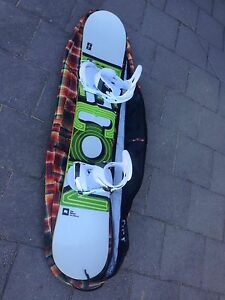 Burton 156 snowboard Birdwood Adelaide Hills Preview