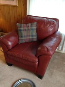 SOFA/COUCH  AND CHAIR