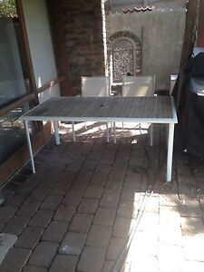 Outdoor table and 2 chairs Northbridge Willoughby Area Preview