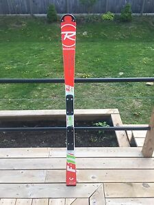 Rossignal racing skis