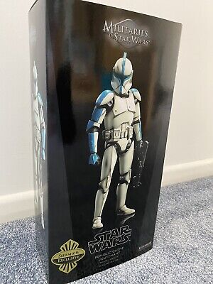 Sideshow Militaries Of Star Wars Republic Clone Lieutenant Figure 1/6 Scale