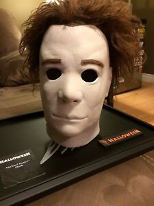 Michael Myers Don Post studios mask (1978 rare)