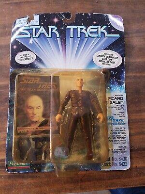 Star Trek  PICARD AS GALEN Intergalactic Pirate (316DJ2) Packing in poor shape*