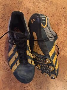 Adidas track spikes size 8.5