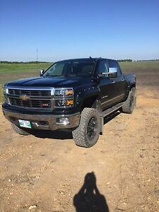2014 Chevy Silverado 1500 WARRANTY