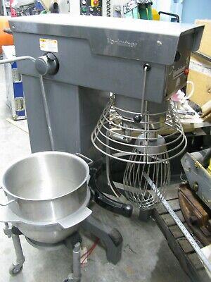 Varimixer 40 Qt Planetary Mixer With 3 Attachments Bowl Model W40