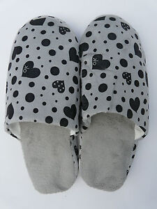 Ladies Slippers - Sizes 8 9 10 11 12