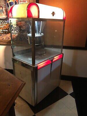 Vintage Manley Popcorn Machine M-47 - No Reserve