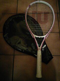 Wilson Tennis Racquet Prospect Launceston Area Preview