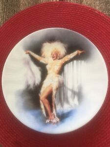 Marilyn Monroe Limited Edition Plates